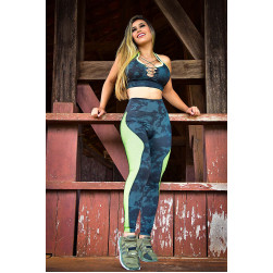 Legging e Top Military II
