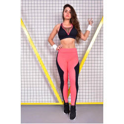 Legging e Top Orange lll