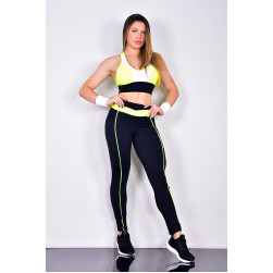 Legging e Top Black l